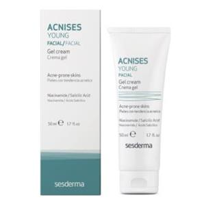 Acnises young creme-gel tratante 50ml.