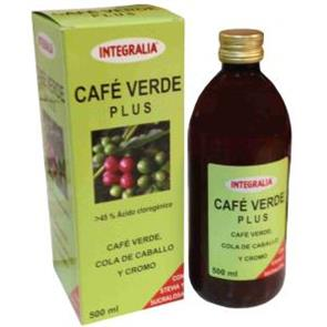 Cafe Verde Plus Xarope 500ml