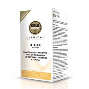 D-Tox GoldNutrition Clinical