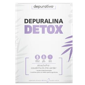Depuralina Detox - 10 Sticks