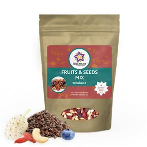 Fruits e Seeds Mix - Mistura Biosamara