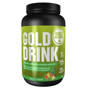 Goldrink Frutos Tropicais 1Kg GoldNutrition