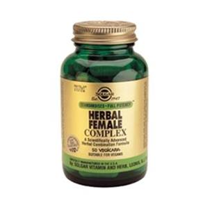 Herbal Female Complex - Solgar