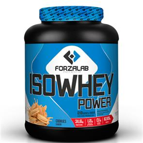 Iso Whey Power Cookies - Forzalab