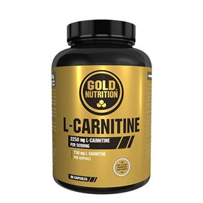 L-Carnitine GoldNutrition Cáps.