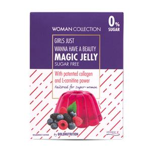 Magic Jelly Woman Collection by GoldNutrition