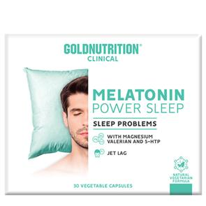 Melatonin Power Sleep GoldNutrition