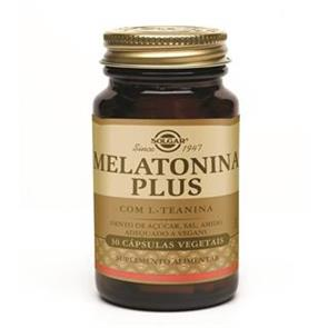 Melatonina Plus - Solgar