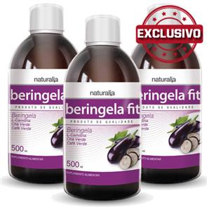 Pack 3 Beringela Fit Naturalia