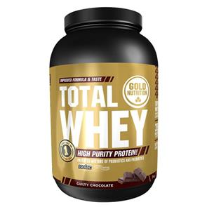Total Whey Chocolate GoldNutrition - 1kg