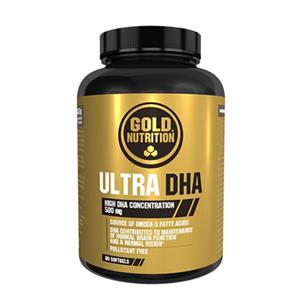 Ultra DHA 60 cápsulas GoldNutrition