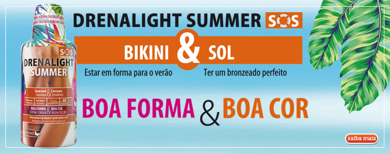 Drenalight Summer SOS